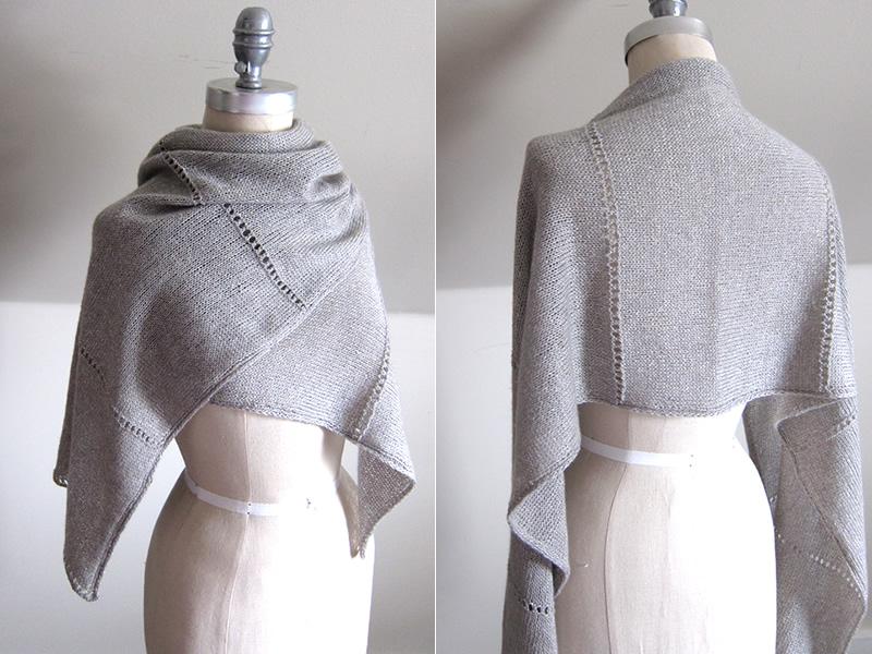 Free Slip Stitch Knitting Patterns : Espace Tricot Patterns   FREE!   Espace Tricot Blog