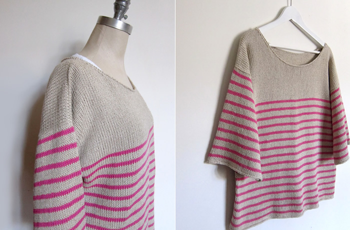 Free Pattern Friday Espace Tricot Summer Patterns Espace Tricot Blog