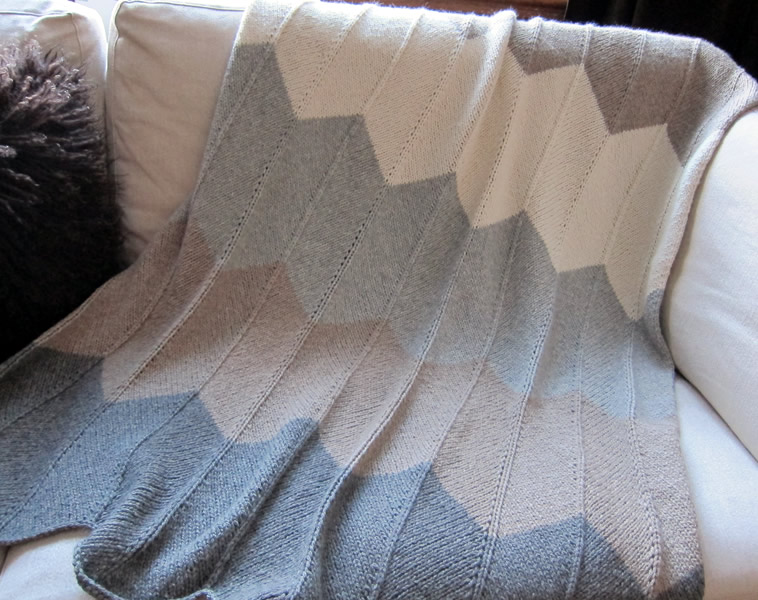 Free Espace Tricot Pattern Blanket Espace Tricot Blog