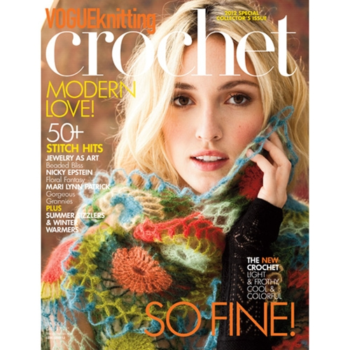 Knitting Crochet Magazine : Vogue Knitting Crochet: 2012 Special Collector?s Issue - Espace ...