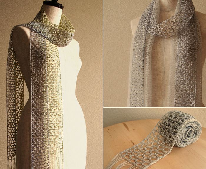 Free Pattern Friday: Ribbon of Breeze – Espace Tricot Blog