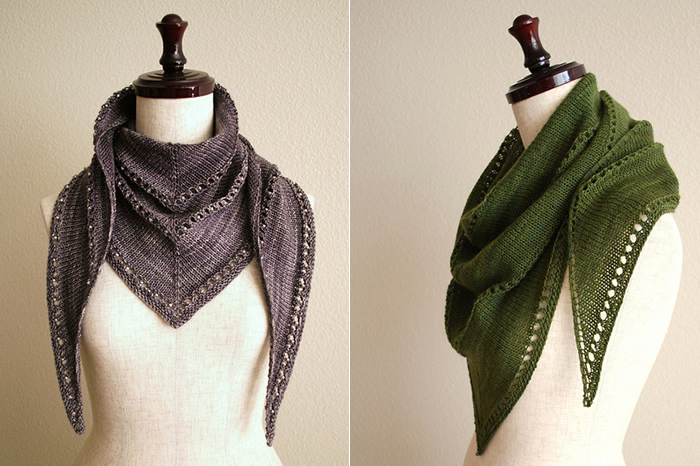 Free Pattern Friday The Age Of Brass And Steam Kerchief Espace