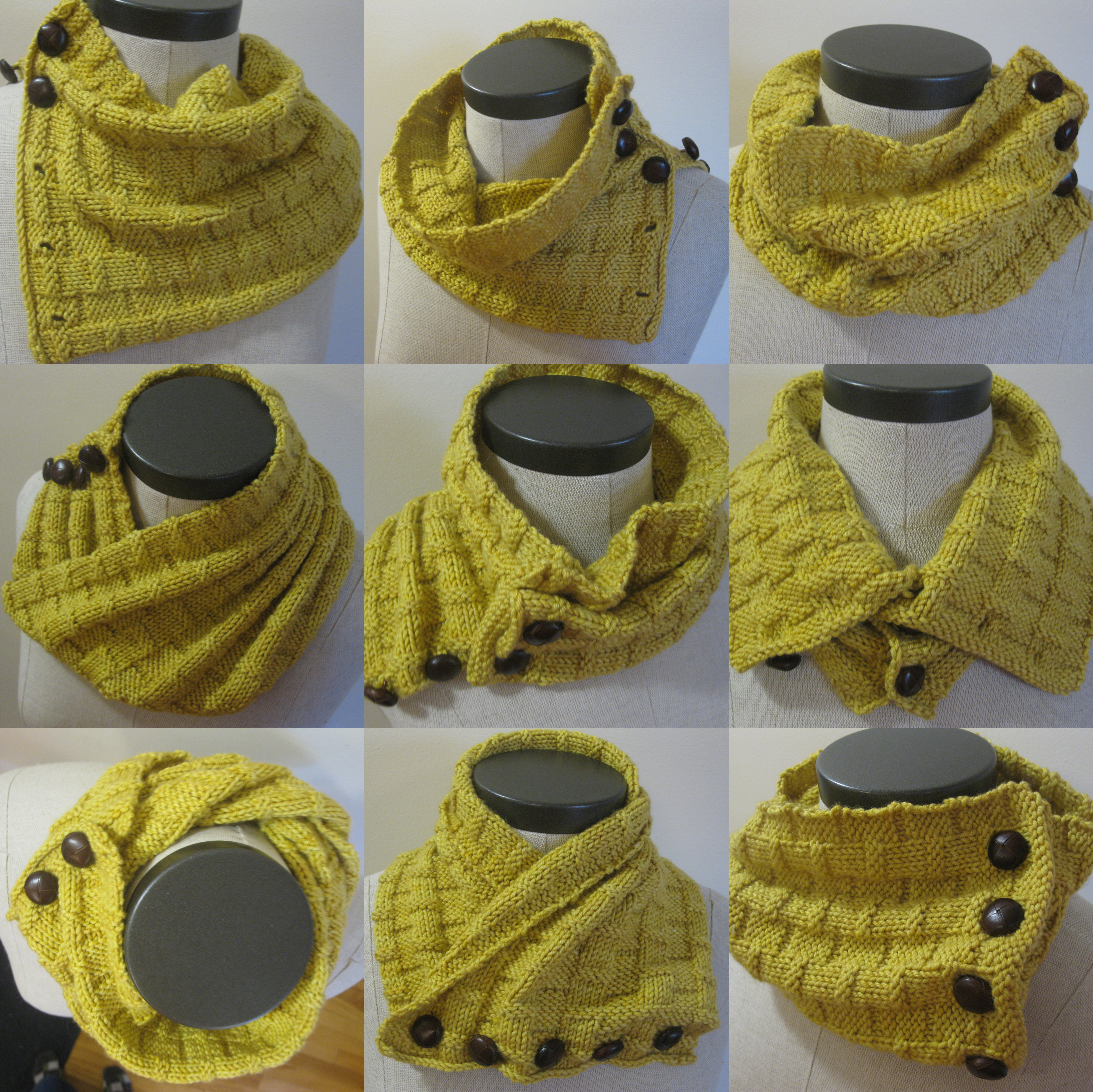 Yellow Brick Road – Espace Tricot Blog
