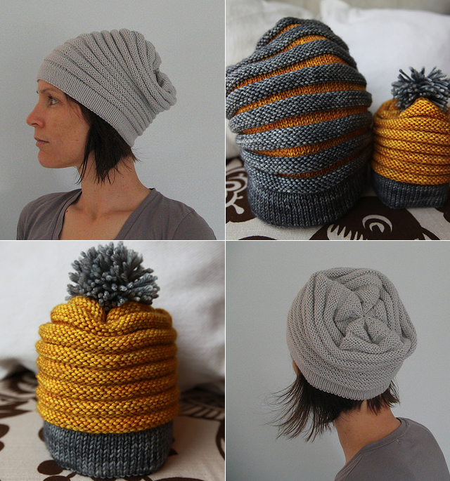 Free Crochet Pattern For Hat Band : Free pattern Friday: Wurm ? Espace Tricot Blog