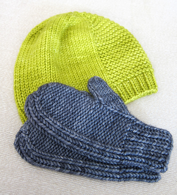 cdc05eba3 New store samples – Barley Hat & Maize Mittens – Espace Tricot Blog