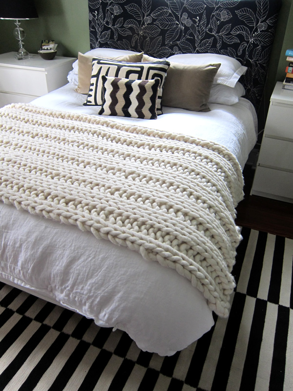 Nantucket Afghan Knitting Pattern : Nantucket Throw   still a few kits left! Espace Tricot Blog
