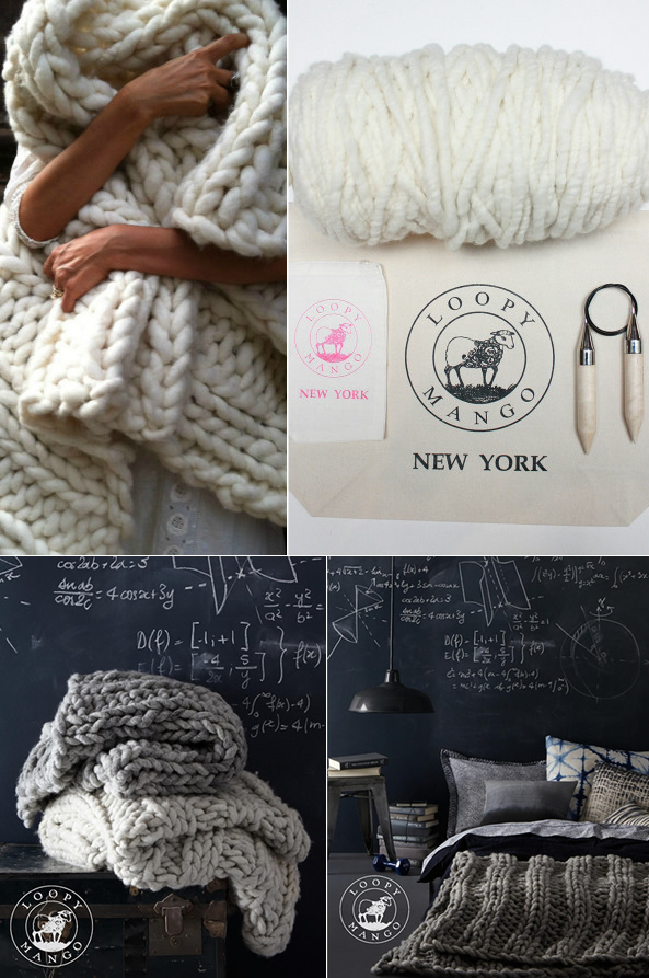 Nantucket Throw – still a few kits left! – Espace Tricot Blog