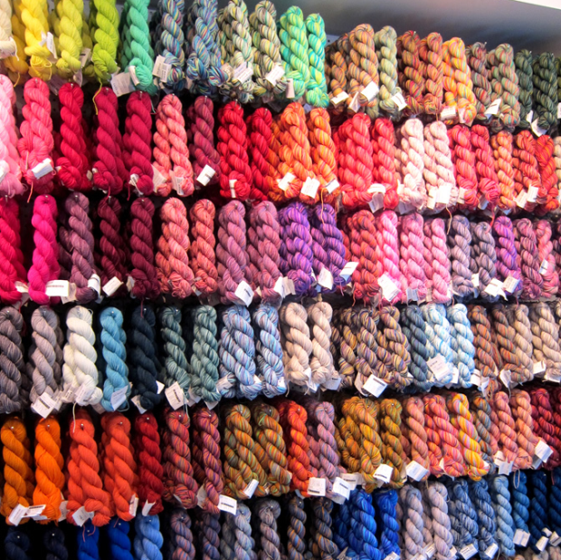 Wall of Koigu