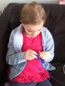Egg knits