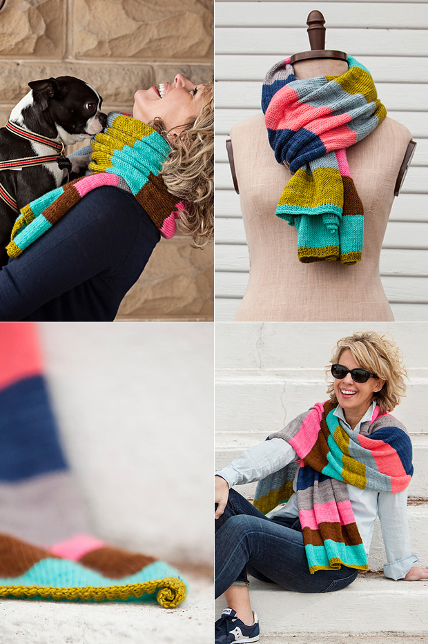 Free Pattern Friday Spring Fever Espace Tricot Blog