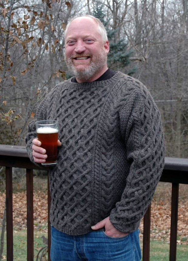 Free Pattern Friday Scottish Ale Espace Tricot Blog