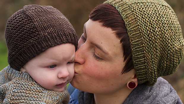 Knit Hat Pattern Us 10 : Come knit tuques with us + 10 free hat patterns!   Espace Tricot Blog