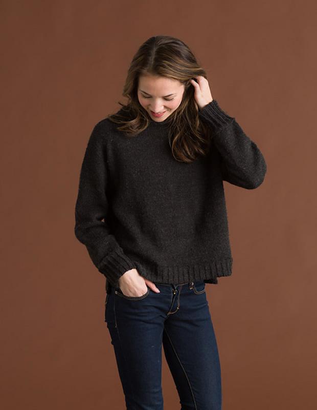 Free pattern Friday x2! Siksak Hat + Mohawk Wool Sweatshirt – Espace ...