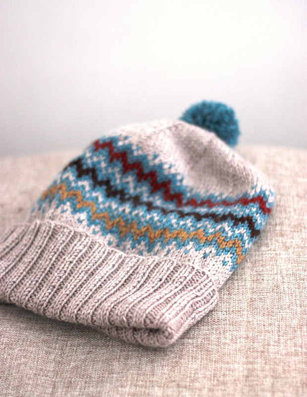 Free Pattern Friday X2 Siksak Hat Mohawk Wool Sweatshirt Espace