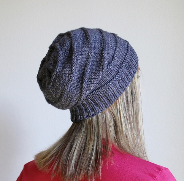 df886085 Free pattern Friday: Favorite Knit Slouchy Hat by Jamie Sande ...