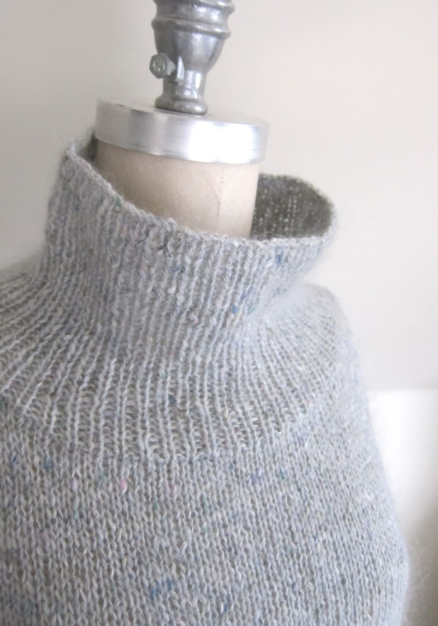 Mayu A New Free Pattern From Espace Tricot Espace Tricot Blog
